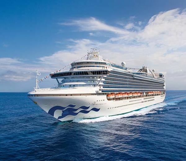 MSC Seaview, med 360° utsikt, gör att gästerna kommer närmare havet.